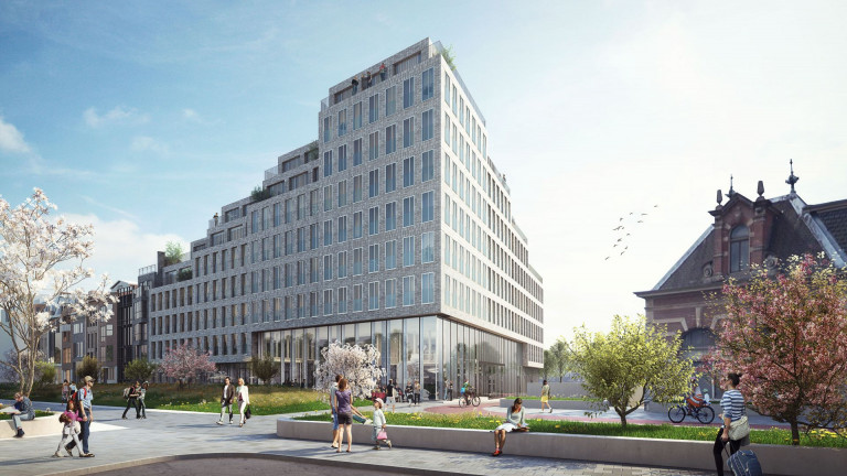 In de verkoop: luxe appartementen en penthouse in Antoni
