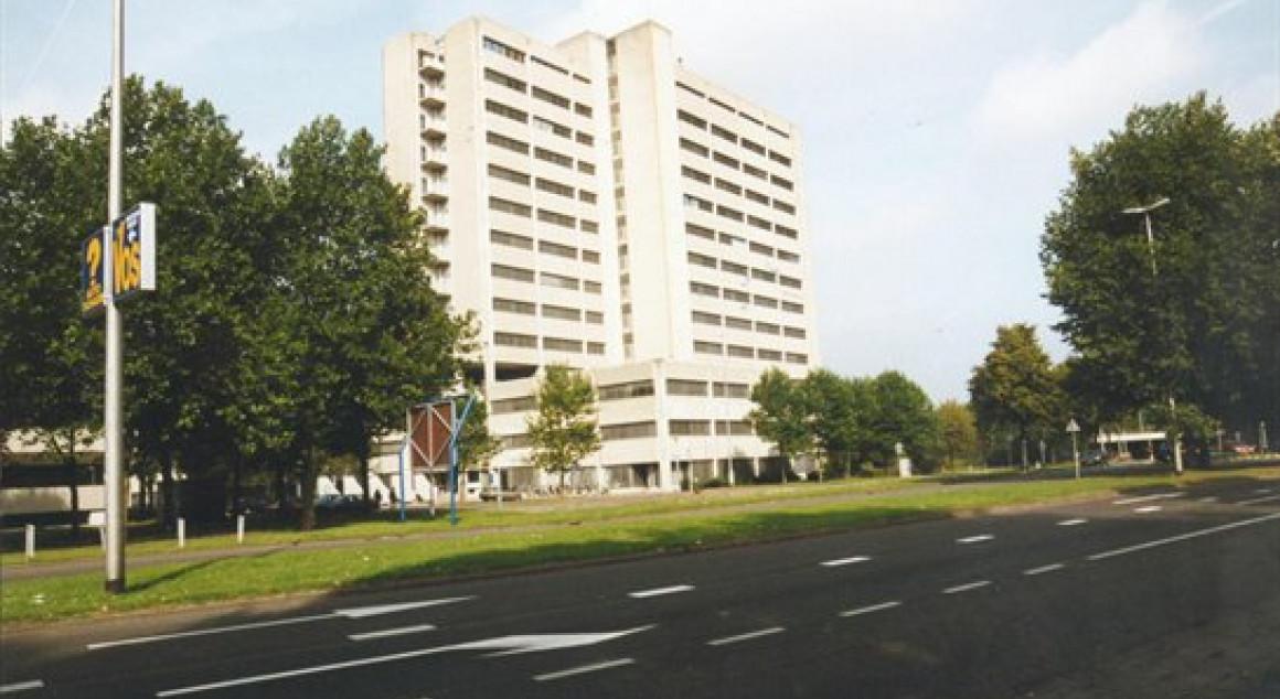 Belastingdienst Kantoor Utrecht : Gerbrandystraat transformatie nieuwbouw utrecht