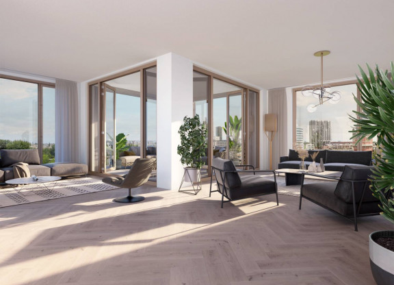 Penthouses 185 - 260 M²