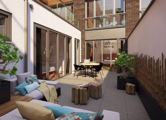 4. XL Patiowoningen