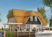 Watervilla's Friese Meren - recreatiewoningen