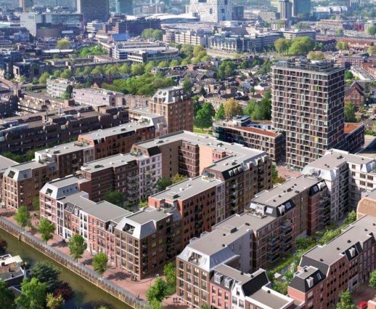 Zijdebalen woonblok II - 3-kamer appartement | Huren in Zijdebalen ...